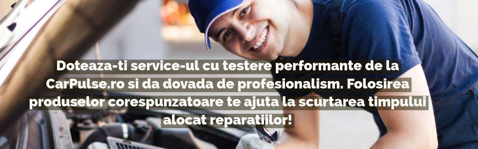 Testere Diagnoze auto