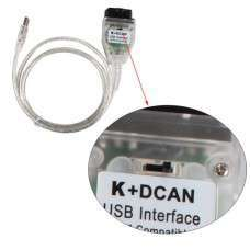 Interfata diagnoza auto Bmw inpa K+DCAN