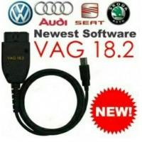 VAG VCDS 18.2 romana / engleza