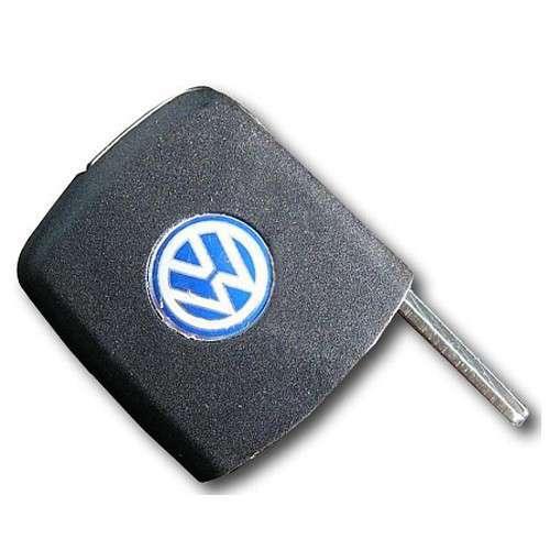 Cap cheie briceag pentru VW cu sigla