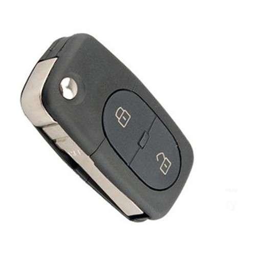 Carcasa cheie Audi  2 butoane briceag