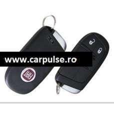 Carcasa cheie cu  2 butoane de tip briceag pentru Fiat