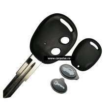 Carcasa cheie cu 2 butoane pentru Chevrolet