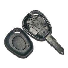 Carcasa cheie Renault 1 buton rotund