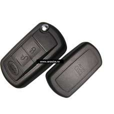 Carcasa de cheie cu 3 butoane tip briceag pentru Land Rover