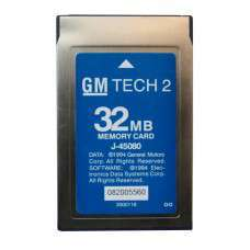 Card pentru GM TECH2 de 32MB