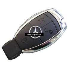 Cheie completa Smart Key Mercedes-Benz 433Mhz