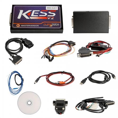 Kess V2.23 firmware V5.017 - fara tocken