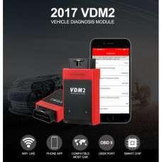 Ucandas VDM 2 V5.2 - tester auto original - limba romana